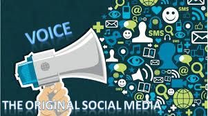 VOICE SOCIAL MEDIA