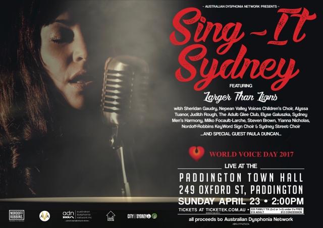 Sing-it-Sydney